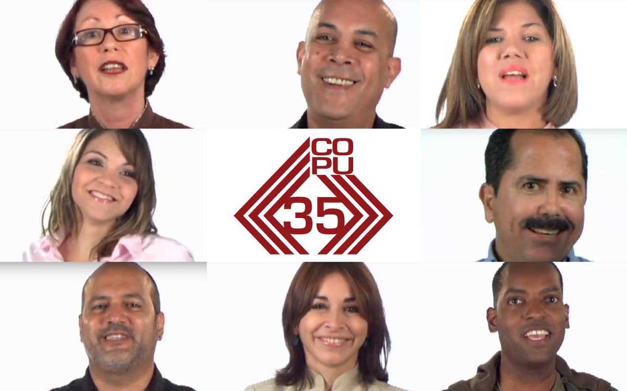 COPU35 - En familia
