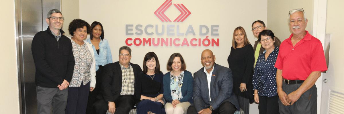 Reacreditada por unanimidad la Escuela de Comunicación de la UPR