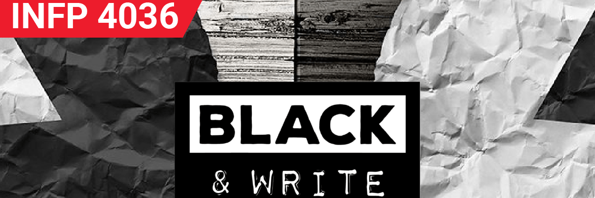 Black and Write