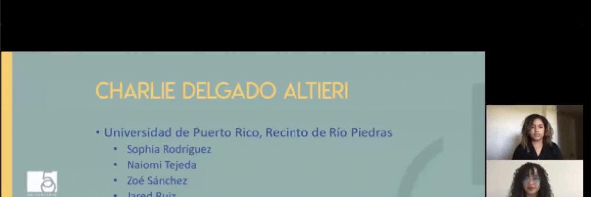 Futuros relacionistas de la UPR Río Piedras analizan campaña a la gobernación