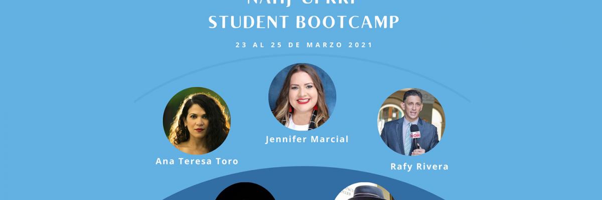 """Crónicas, periodismo digital y pódcast en """"bootcamp"""" de estudiantes"""