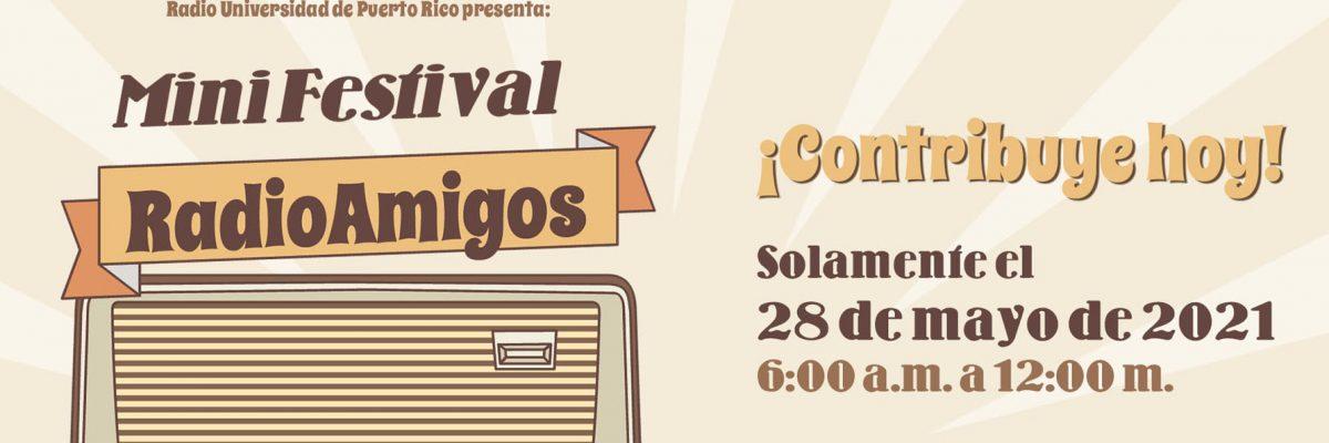 Mini Festival de RadioAmigos 2021